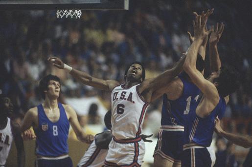 USA Adrian Dantley, 1976 Summer Olympics