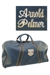 1967 Arnold Palmer Ryder Cup USA Team Travel Bag (US Retains The Cup • Record Largest Margin of Victory 23½ to 8½)