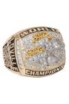 1998 Derek Loville Denver Broncos Super Bowl Championship Player Ring (Player Provenance)