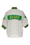 Early 1960s Bob Cousy Boston Celtics Worn Fleece Home Warm-Up Jacket (Rare)